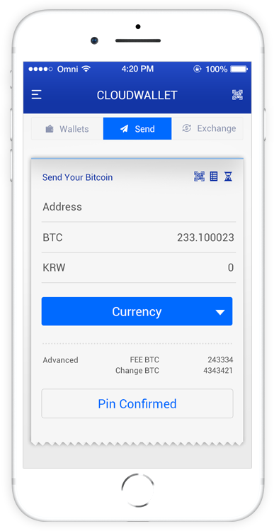 Transferring large funds via cryptocurrency from india to usa