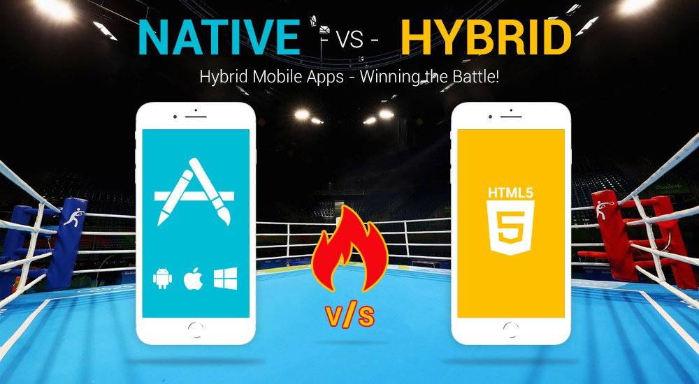 Top 5 Reasons to Choose Hybrid Mobile App Development