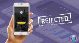 iOS App getting rejected?