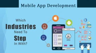 Mobile App Development: Which Industries Need To Step In With?