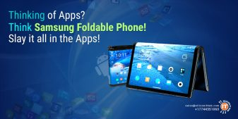Thinking of Apps? Think Samsung Foldable Phone! Slay it all in the Apps!