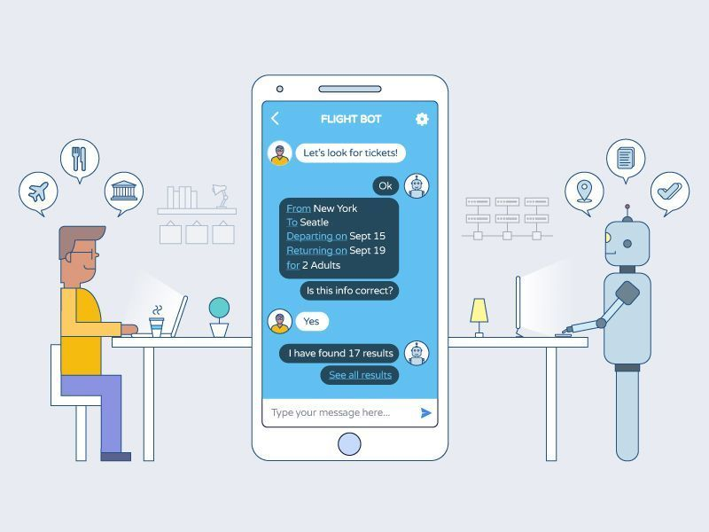 Advantages of using chatbots in your business