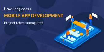 time to develop mobile app