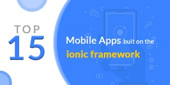 mobile apps with ionic framework