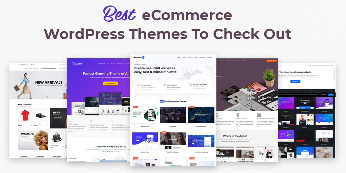 best ecommerce wordpress themes